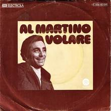 <cite>Volare</cite> by Al Martino