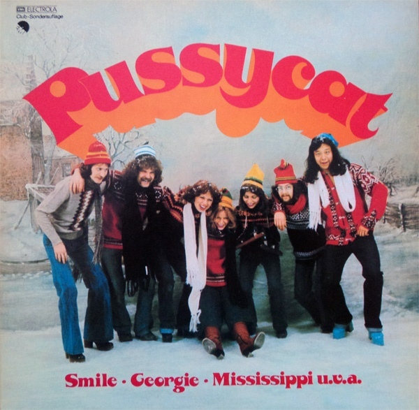 Smile / Georgie / Mississippi u.v.a. by Pussycat