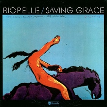 Jerry Riopelle – <cite>Saving Grace</cite> album art