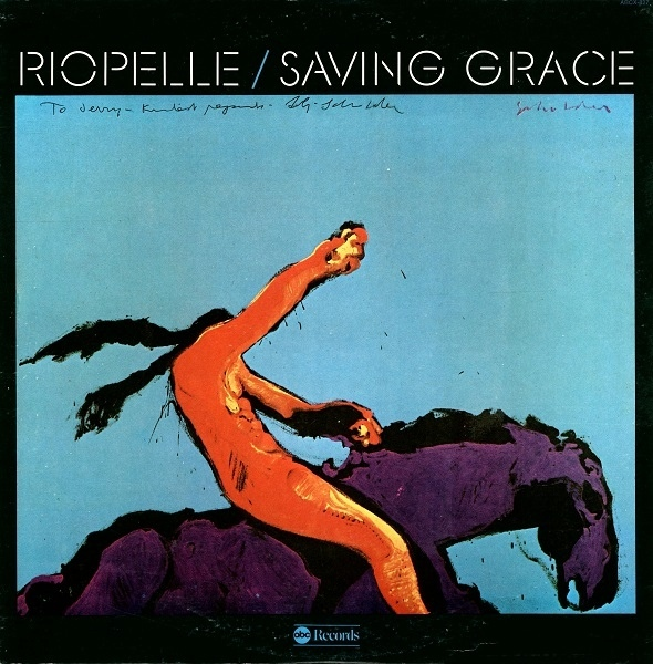 Saving Grace by Jerry Riopelle 2