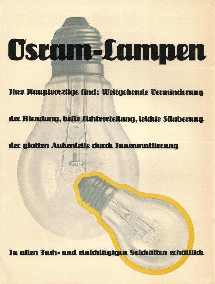 Osram-Lampen