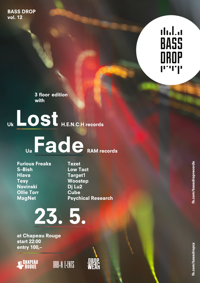 Bass Drop posters 1