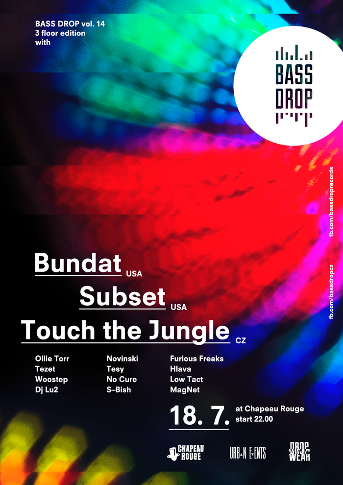 Bass Drop posters 3