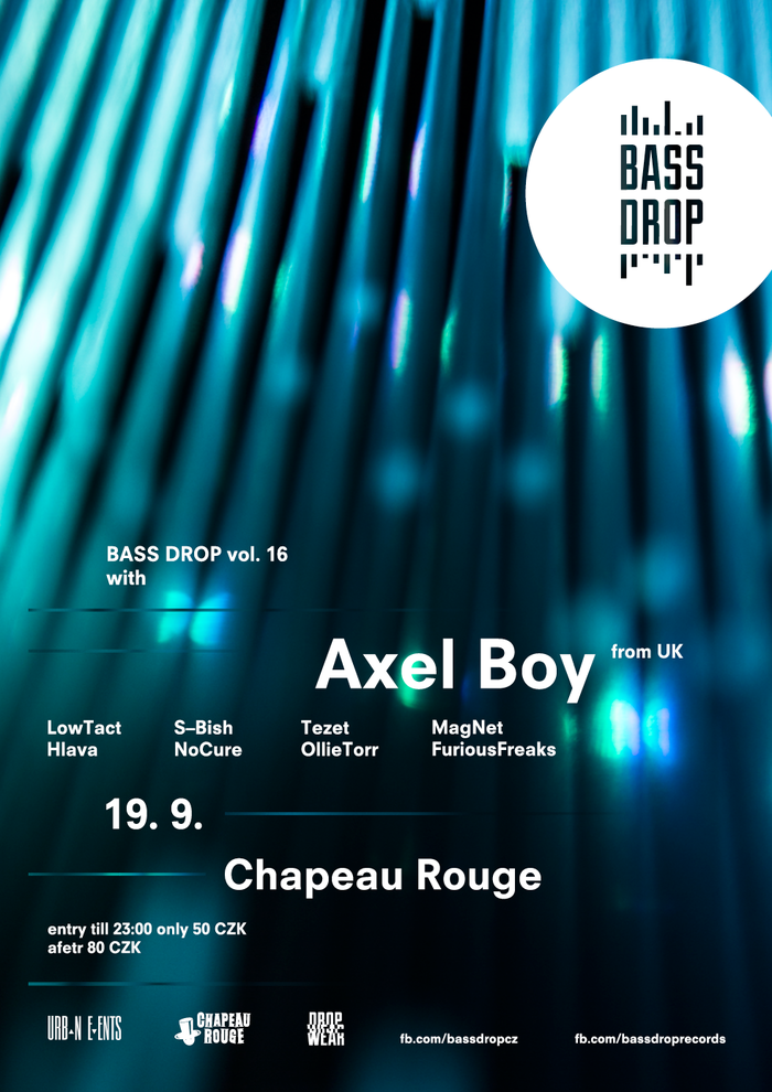Bass Drop posters 5