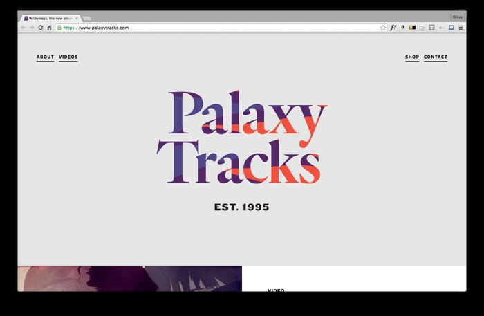 Palaxy Tracks 1