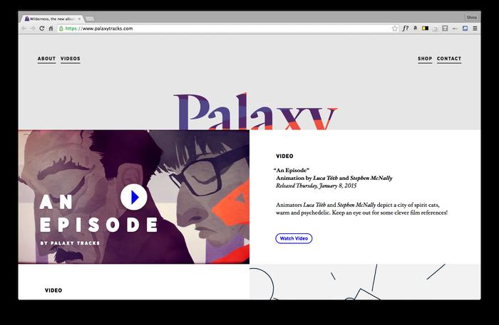 Palaxy Tracks 2