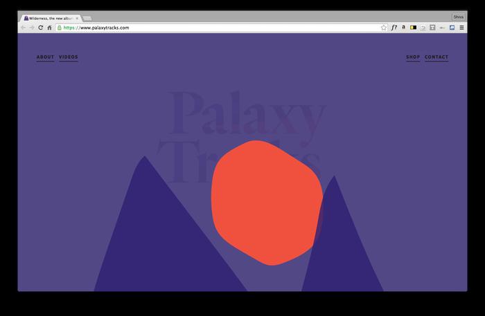 Palaxy Tracks 7