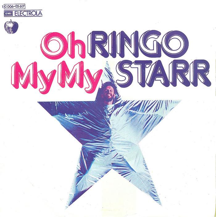 """Oh My My"" – Ringo Starr (1974)"