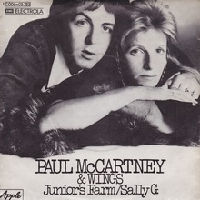 """Junior's Farm"" / ""Sally G."" – Paul McCartney & Wings"