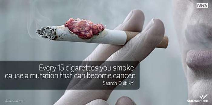 Smokefree advertising campaigns 6