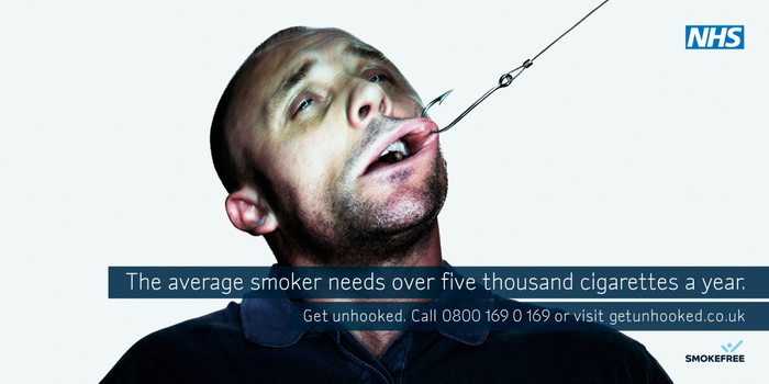 Smokefree advertising campaigns 6