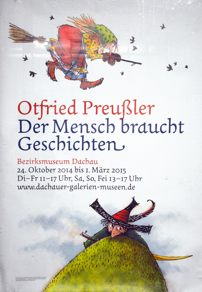 Otfried Preußler exhibition 1