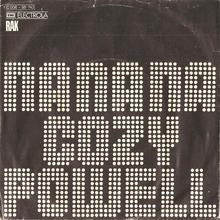 """Na, Na, Na"" – Cozy Powell"