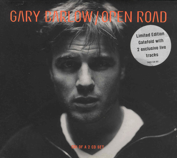 Open Road by Gary Barlow 1