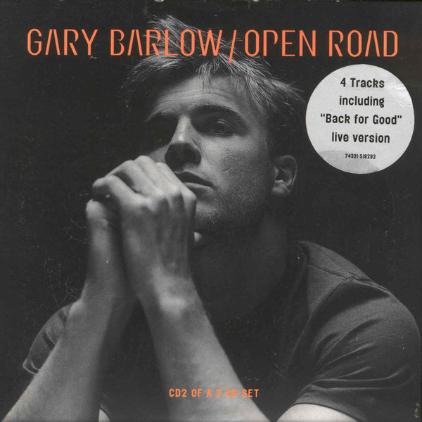 Open Road by Gary Barlow 2