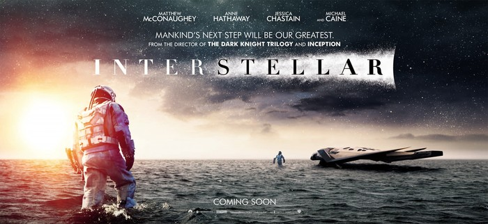 Interstellar movie posters and main title 4