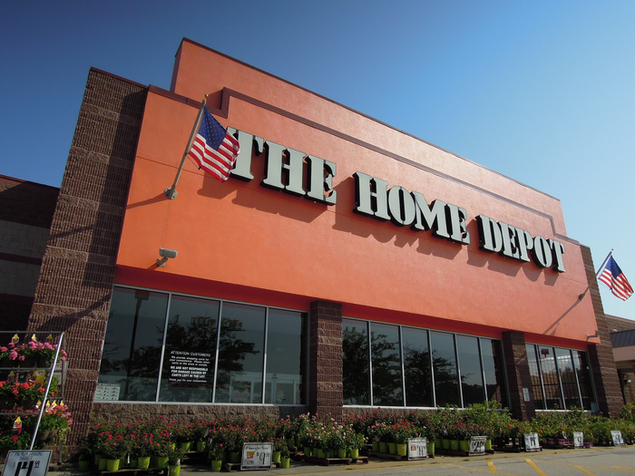 The Home Depot 6