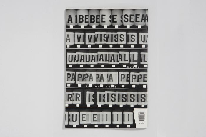 A Be Sea magazine, Issue I 2