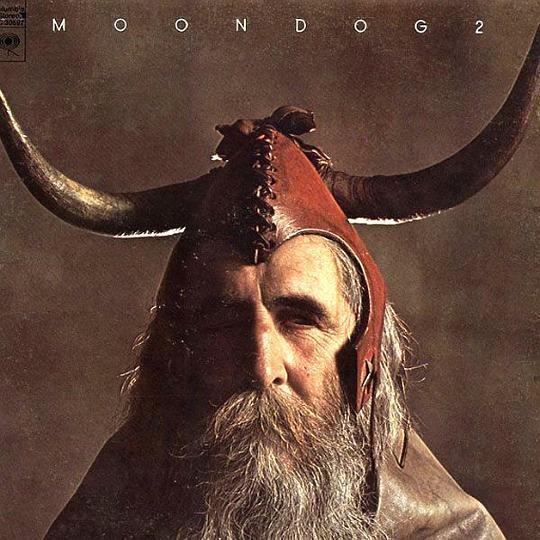 Moondog & Moondog 2 album art 4