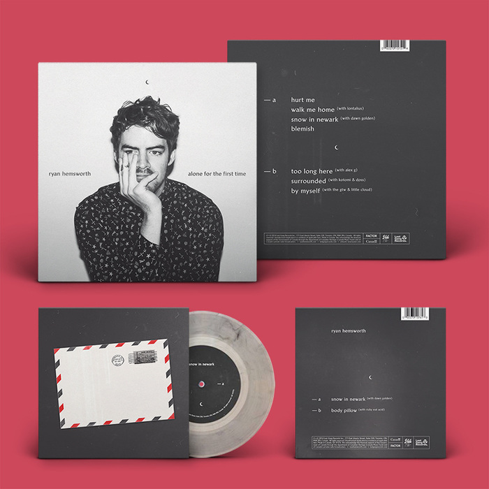 Alone For The First Time by Ryan Hemsworth 4
