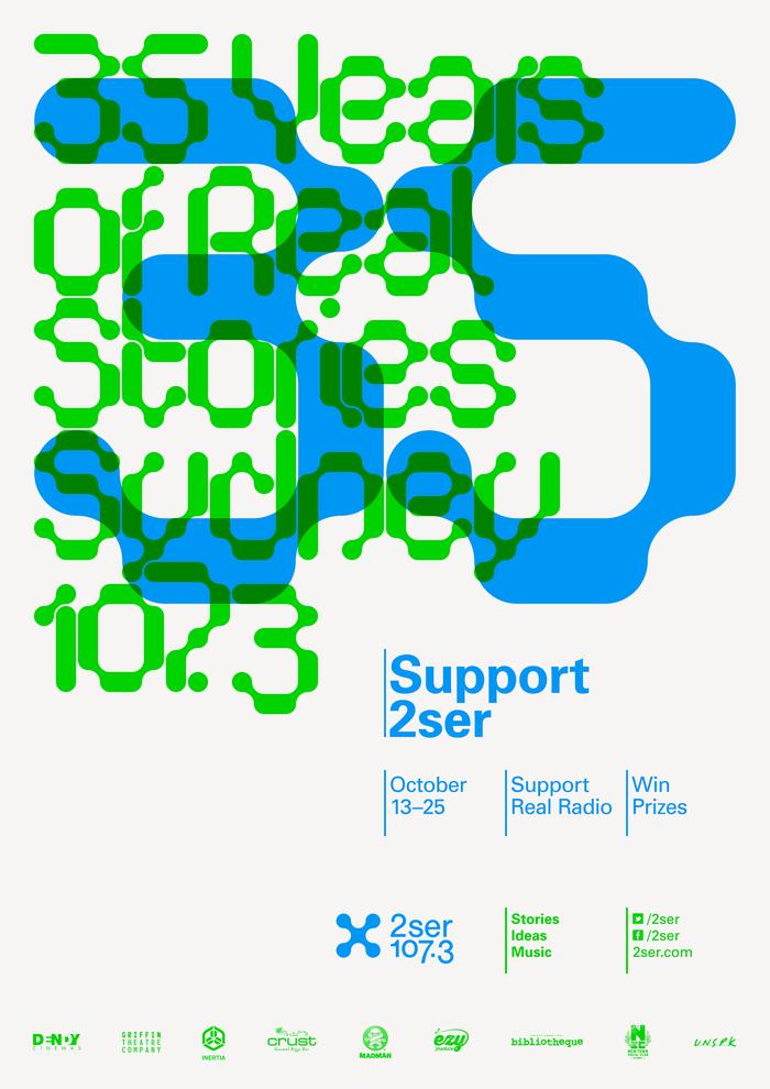 2SER Radio Posters 2