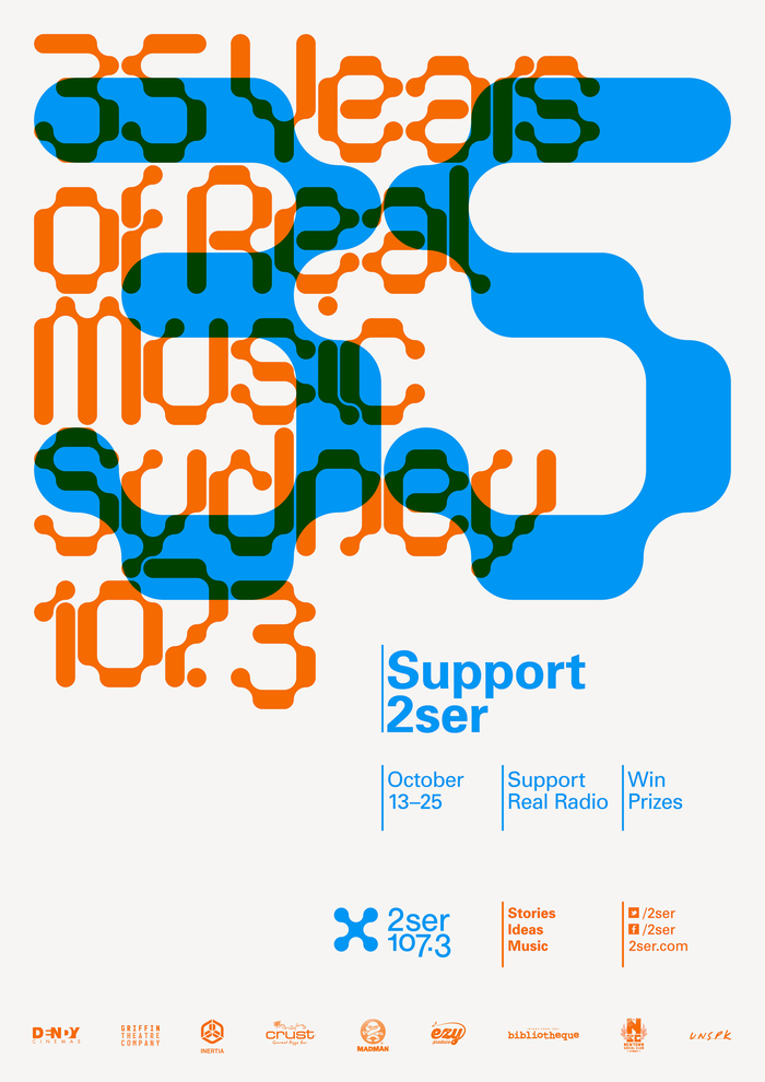 2SER Radio Posters 3
