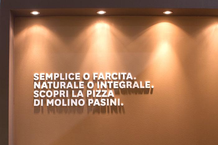 Fair stand for Molino Pasini 4