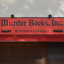 Murder Books, Inc. Krimibuchhandlung