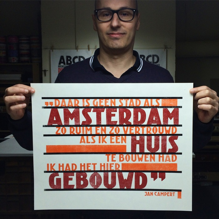 Jan Campert poster 1