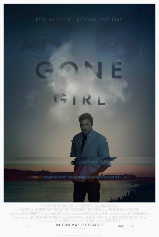 Gone Girl movie posters 3