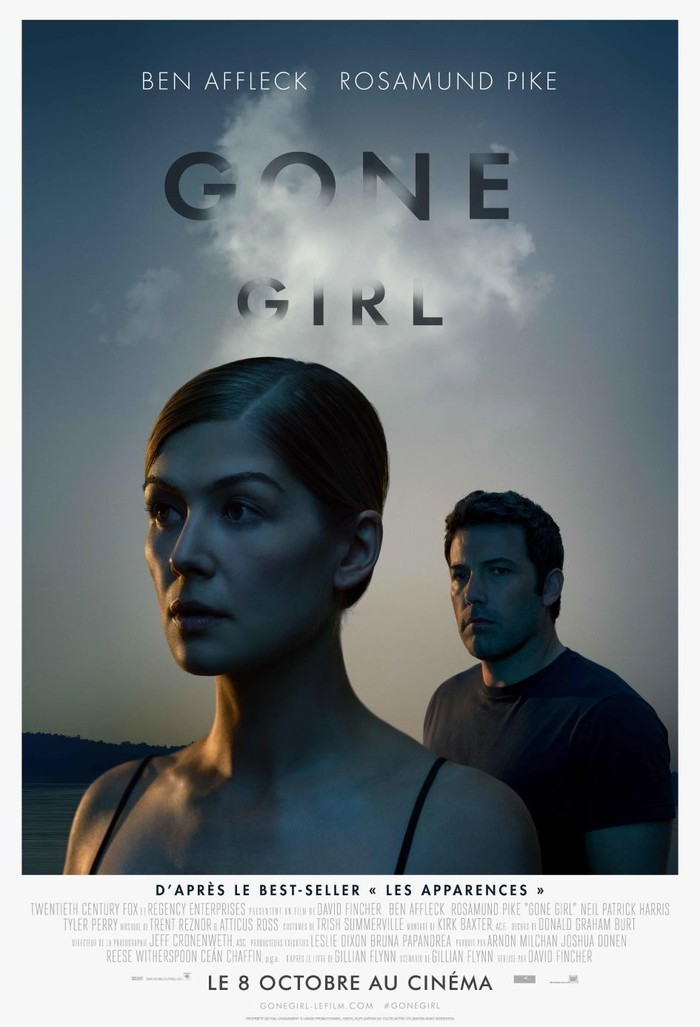 Gone Girl movie posters 4