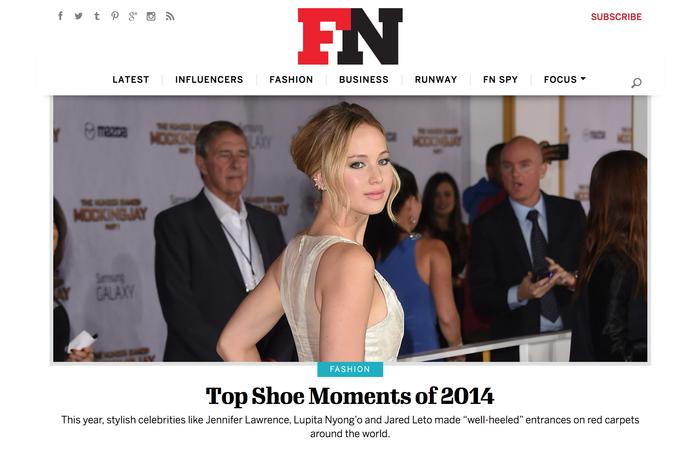 Footwear News 5