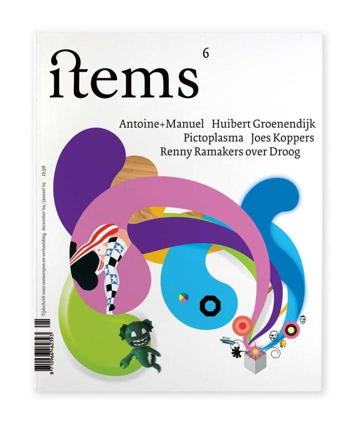 items Magazine 2