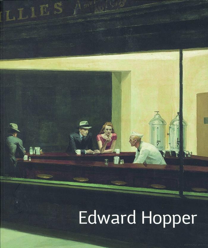 Edward Hopper exhibition catalogue 1