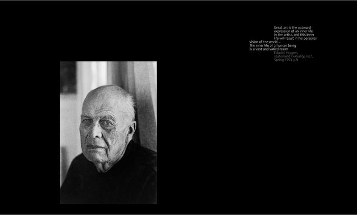 Edward Hopper exhibition catalogue 2