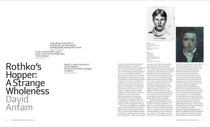 Edward Hopper exhibition catalogue 3