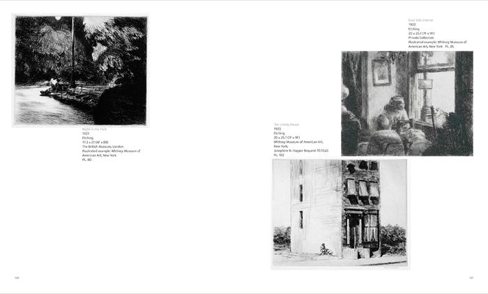 Edward Hopper exhibition catalogue 4