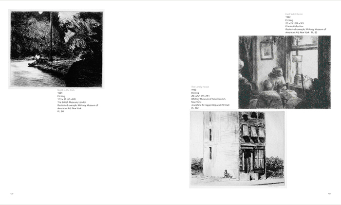 Edward Hopper exhibition catalogue 4