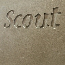 Scout gallery reception desk