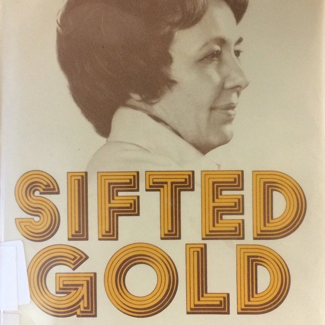 Sifted Gold by Yvonne M. Wilson 2