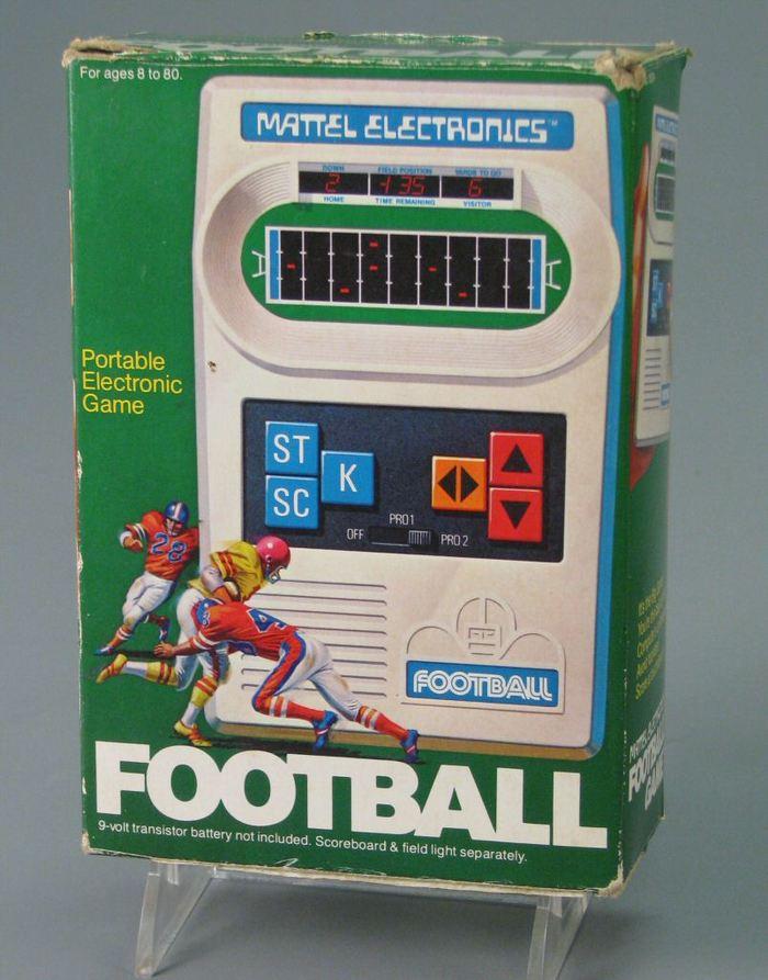 Football, 1977