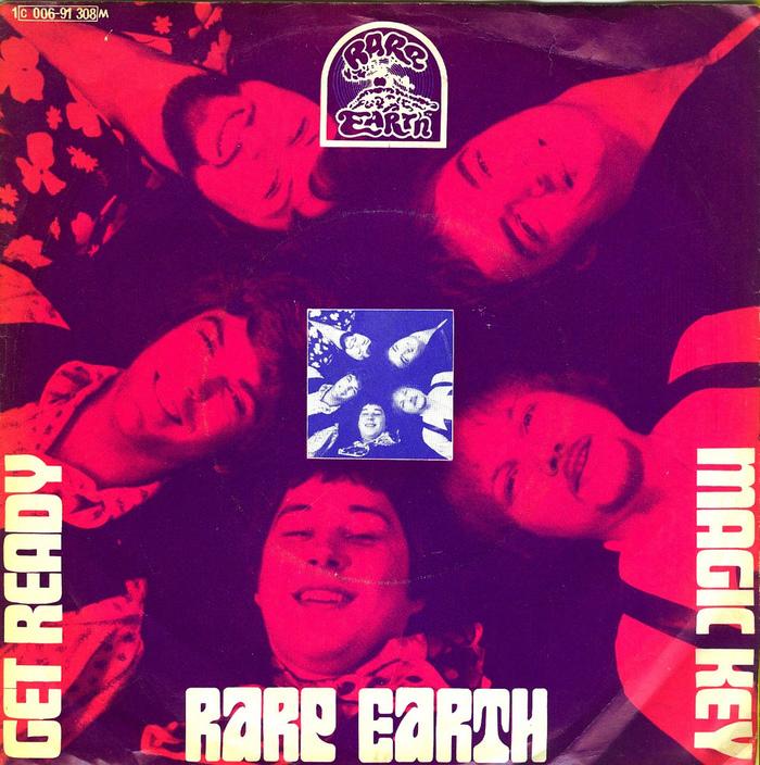 Rare Earth – Get Ready / Magic Key