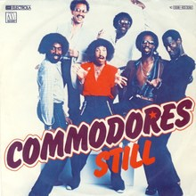 """Still"" – Commodores"