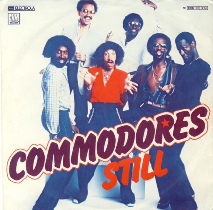"""""""Still"""" – Commodores"""