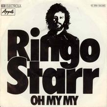 """Oh My My"" – Ringo Starr (1976)"