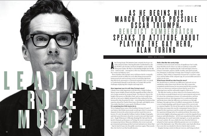 Attitude magazine 8