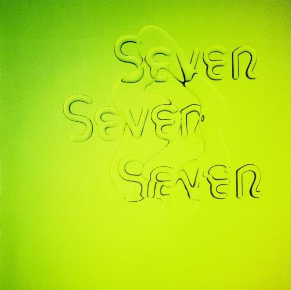 System 7 – 777 album art 2