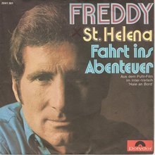 """St. Helena"" / ""Fahrt ins Abenteuer"" – Freddy Quinn"