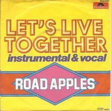 Road Apples – <cite>Let's Live Together</cite>