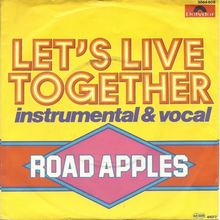 Road Apples – <cite>Let's Live Together</cite>